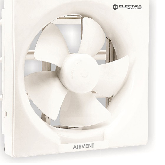 Electra electric exhaust fan in Nepal, Kailash Trading